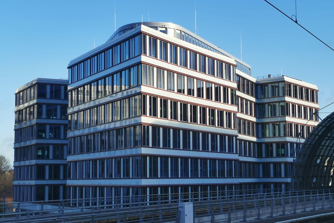 Grand Central Berlin gewinnt ULI Award.