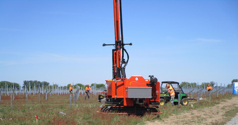 Bauarbeiten in Brandenburg Gottesgabe